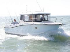 Quicksilver Captur 755 Pilothouse / Nuova Sportboot