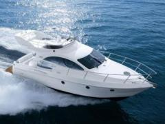Azimut 39 Evolution (2008) 1 Hand! nur 231 BS! Flybridge Yacht