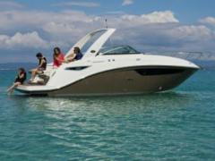 Sea Ray 265 DA Sundancer Pilotina