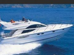 Fairline 46 Phantom Flybridge Yacht