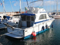 Bertram Yacht 33  Fbc seconda serie Flybridge