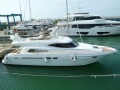 Sealine T52 (2007) 2 x Cummins QSM 11-660 Flybridge Yacht