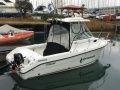 Seaswirl 2101 Striper Fishing Boat
