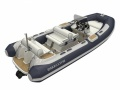 Williams Dieseljet D445 NEU Modell 2021 RIB