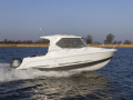 Galia 660 Hardtop Fishing Boat