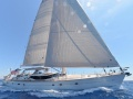 Oyster 82 Deck Saloon Rivendell Yate a vela
