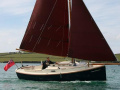 Cornish Crabbers Shrimper 21 Sailing Yacht