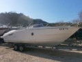 Sessa Key Largo 27 Deck Boat