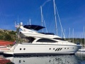 Dominator 62s Flybridge Yacht