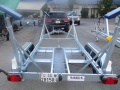 Harbeck BT 2000 Regattatrailer Zweiachser