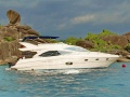 Majesty Yachts Majesty 56 Flybridge Yacht
