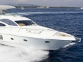 Majesty 63 Flybridge Yacht