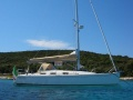 A.D.BOATS LTD SALONA 37 Segelyacht