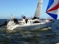 Saturn 25 Cruiser Depth 0,35m Kielboot
