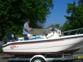 Boston Whaler Dauntless 16 Bateau de sport