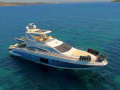 Azimut 64 (2011) Fly Hard Top, Kran, Seakeeper Flybridge