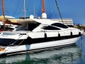 Pershing 76 Hard Top Yacht