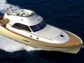 Mochi Craft Dolphin 54 Sun Top Flybridge Yacht