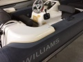 Williams Turbojet 385 Festrumpfschlauchboot