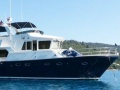 Hershine 57 Pilothouse Flybridge Yacht