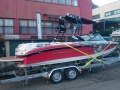 Nautique Super Air 210 Wakeboard NSS Surf System Wakeboard/ Sci d'Acqua