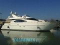 Azimut Az 70 Sea Jet Flybridge Yacht