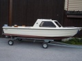 Thoma 550 FisherST (Classic) Fischerboot