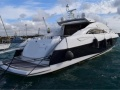 Sunseeker Predator 72 Hard Top Yacht