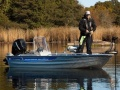 Linder 445 Sportsman Catch Arbeitsboot