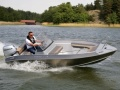 Silver FOX AVANT, 40 PS & Trailer Aluminiumboot Fischerboot