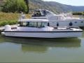AXOPAR 28 Cabin Day Cruiser