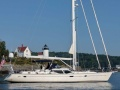 Oyster 53 Contingency Yate a vela