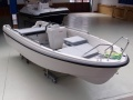 Terhi 445 C, 15 PS, Trailer Fischerboot