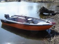 Fox Boats RIVER 390 EC