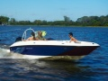 Bayliner E6 mit 80 PS / Voll Sportboot