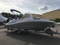 Quicksilver 555 WA Kabinenboot