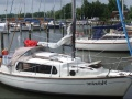 Leisure 23 Segelyacht