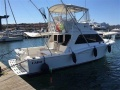 Cabo 35 Fly Flybridge Yacht