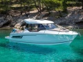 Jeanneau Merry Fisher 795 /200 PS/Trailer/Voll Motoryacht