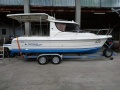 Quicksilver 650 Weekend Kabinenboot