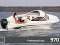 Remus 525 Open/cabin +extras Sportboot