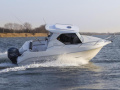 Galia 600 Hardtop Fishing Boat