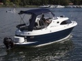 Aqua Royal 780 Classic +30ps +verdeck +trailer Kajütboot