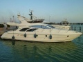 Azimut 50 Fly Flybridge Yacht