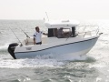 Quicksilver CAPTUR 555 Pilothouse Sportboot