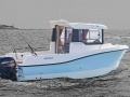 Quicksilver 555 Pilothouse Kabinenboot
