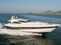 Pershing 90 Hard Top Yacht