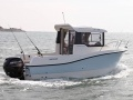 Quicksilver Capture 555 Pilothouse / Nuova