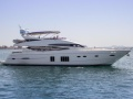 Princess 78 Motor Yacht Flybridge Yacht