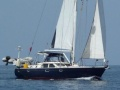 Oyster 485 Out on the Blue Yacht a Vela